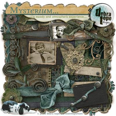 Mysterium by Debra Tope