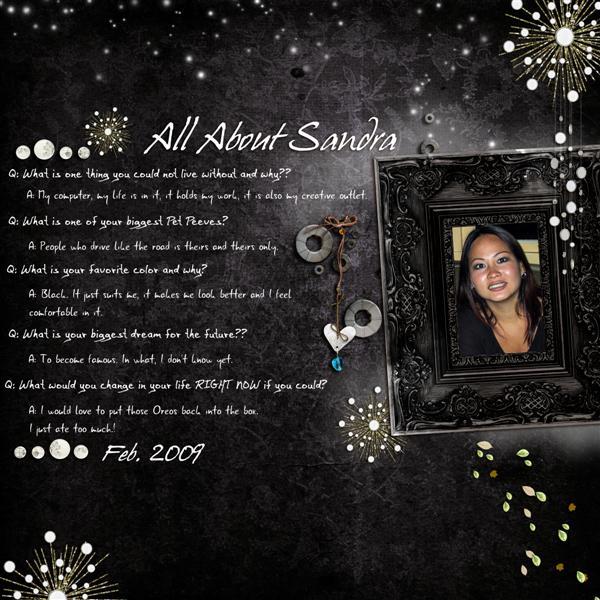 About Sandra