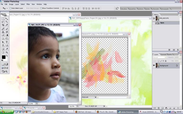 screenshot_02_photo with brush
