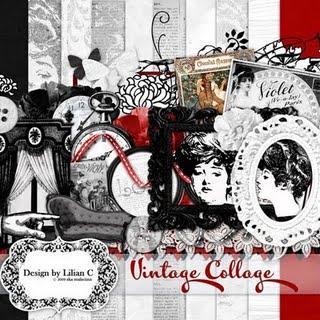 Malacima Vintage Collage