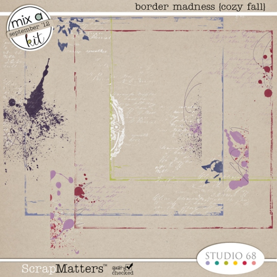 border madness {cozy fall} by Studio 68